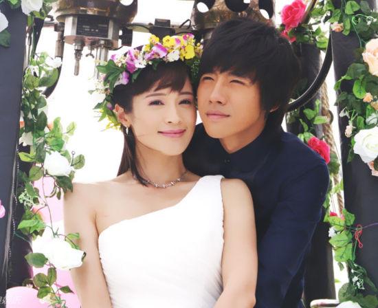 《8090》曝光石小群俞灏明浪漫结婚照