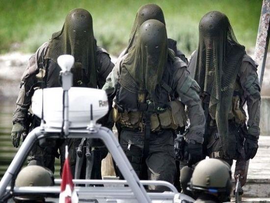 世界最吓人军队