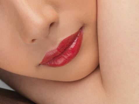 唇膏能当腮红用 7个红唇妆必知tips