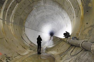 巴黎地下排水管道