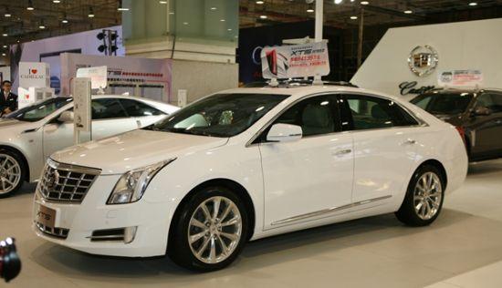 凯迪拉克ats山东国际车展首发