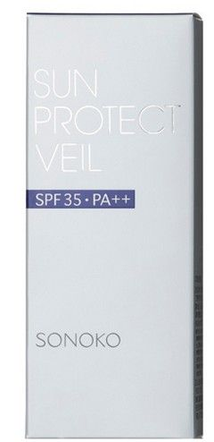 SONOKO晶白隔离霜SPF35 PA++