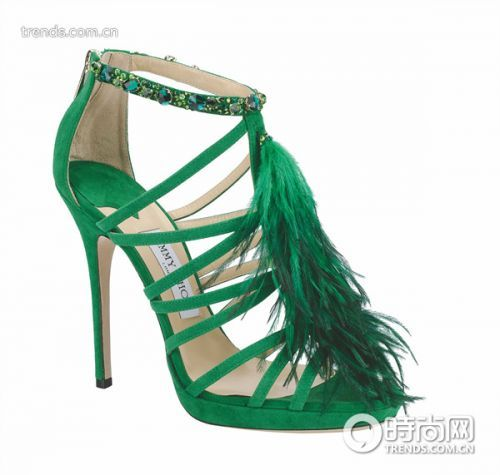 Jimmy Choo 限量版LOVE BIRD 高跟鞋¥ 19900