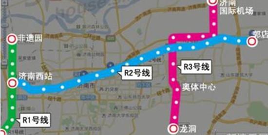 济青拟建高铁将1.5小时直达 时速可达350公里
