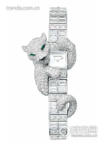 珠宝腕表散发甜蜜香气 闪耀炫目光彩