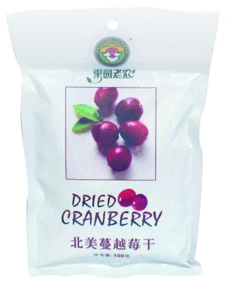 果园老农 北美蔓越莓干 100g