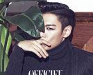 Bigbang成员TOP秋装写真展沉稳硬朗风