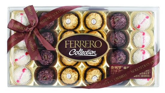 费列罗臻品巧克力糖果礼盒 开心价