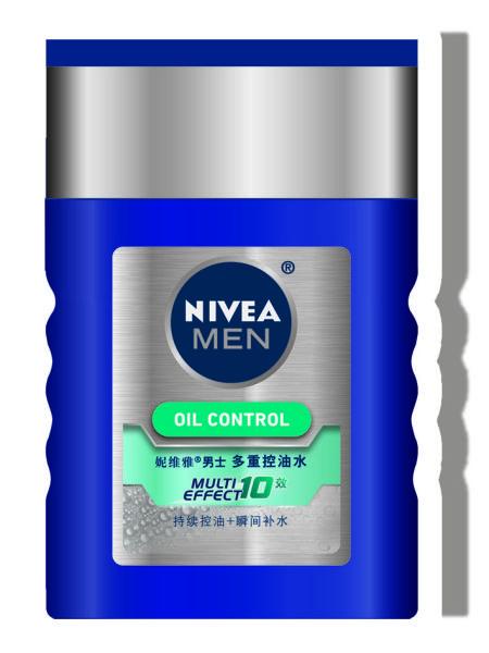 妮维雅男士多重控油水125ml 79元/件