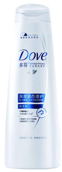 多芬深度损伤理护洗发乳400毫升