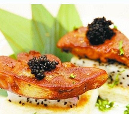 美食diy:红酒鹅肝