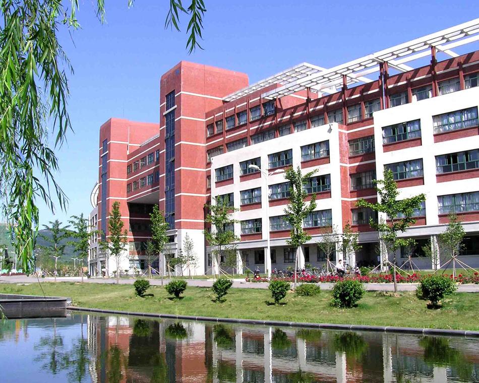 青岛校区1号教学楼