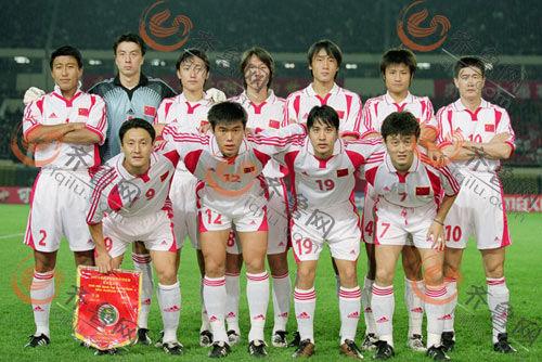 中国足球队vs马里队_中国足球国家队在巴西世界杯赛场的另类记录