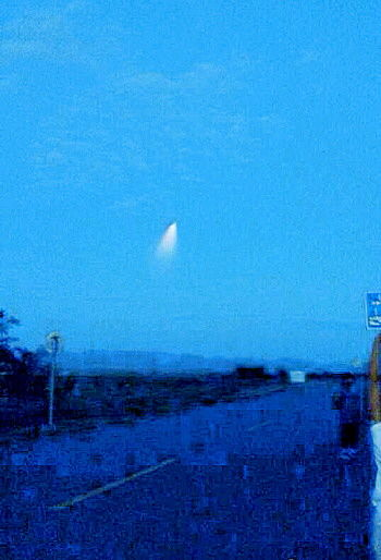 """山东德州不明飞行物_济南上空发现""""不明强光物体""""(图)_新浪山东资讯_新浪山东"""