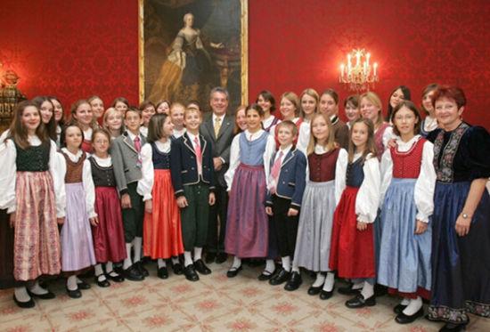 维也纳儿童合唱团