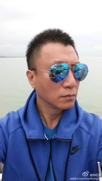 孙红雷微博暧昧