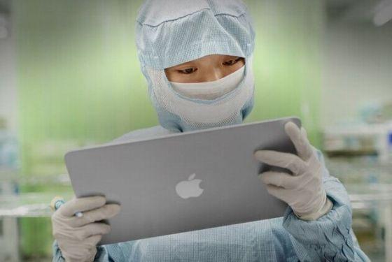 苹果代工商广达两处工厂被曝存在用工违规现象