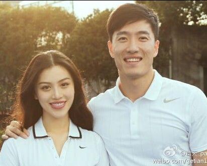 刘翔夫妇婚后暂分居两地 翔爸:结婚不影响复出