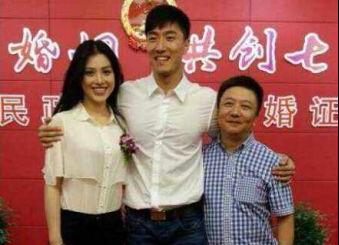 刘翔父亲:刘翔已经领完证了 大家不要再等了