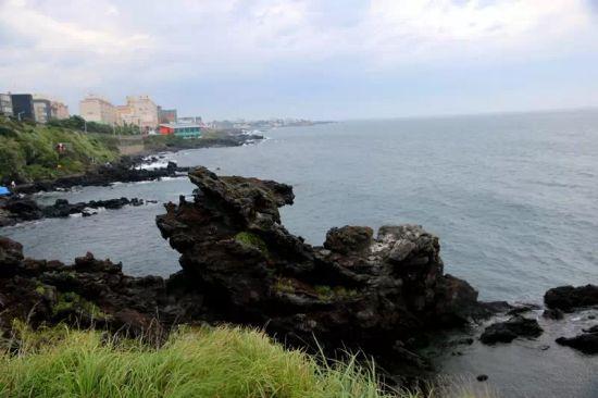 济州岛,龙头石