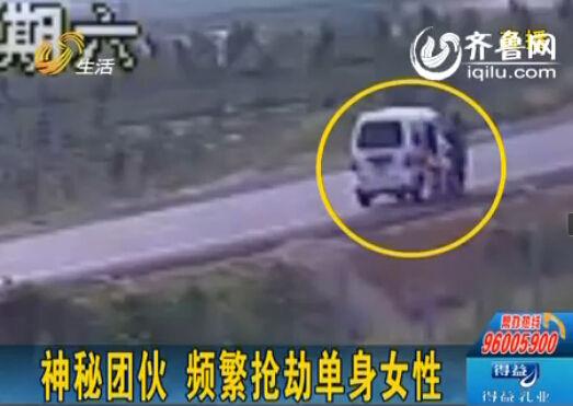 监控拍下了作案者的身影和作案车辆。