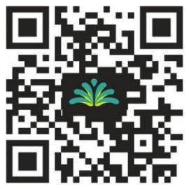 济南水务集团人员展示官方微博。李军 摄