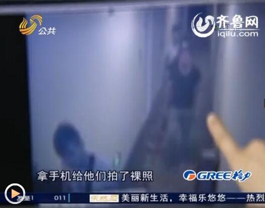 监控视频中的犯罪嫌疑人
