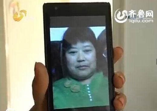 四十四岁的白桂红是济宁兖州市的一名普通家庭妇女,最近,她留书一封,离家出走了。(视频截图)