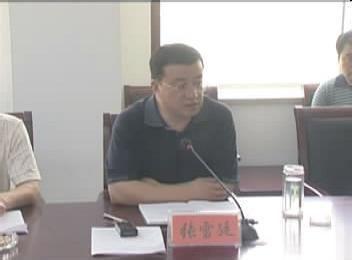 张雪廷 图:茌平政务网