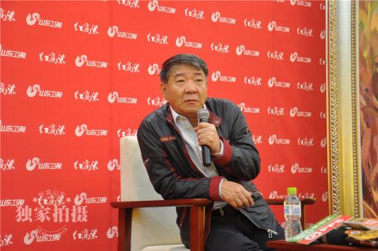 郑晓龙谈新作《红高粱》