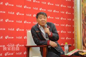 郑晓龙携新作《红高粱》亮相济南