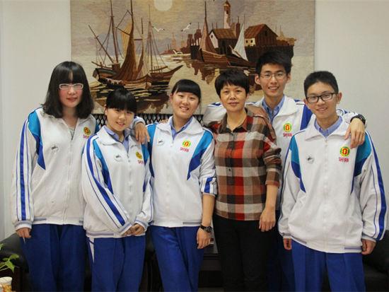 山东省蒲公英公益组织:省实验中学小老师走进西藏支教
