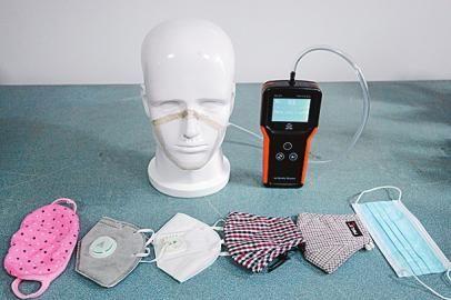 实验所需要的仪器与口罩