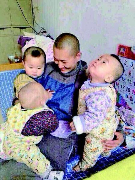 尼庵育婴:山东青州圆觉寺收养婴幼儿十余名