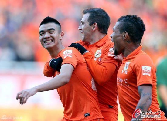尹波:鲁能现在为夺冠而战 足协杯夺冠是唯一选择
