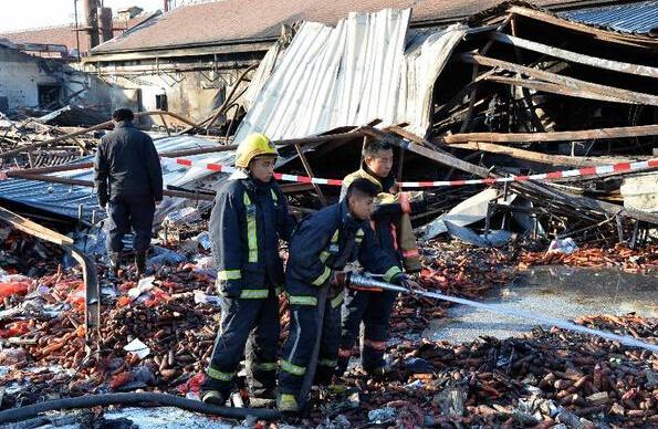 寿光食品厂大火追踪:公司从未进行过消防演练