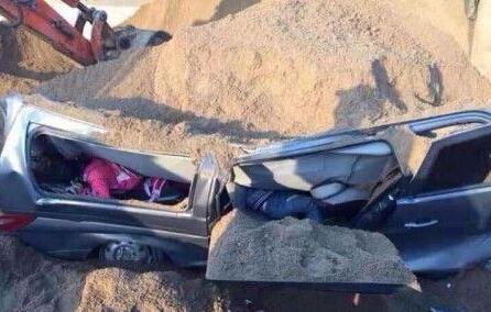 蓬莱车祸11幼儿死亡实为超载 8座面包车载15人