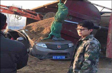 媒体称烟台蓬莱车祸事故已致12名儿童遇难