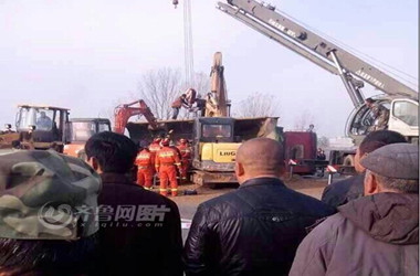 姜异康郭树清批示蓬莱车祸事故:全力抢救伤员