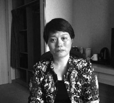 荣兰祥的妻子孔素英