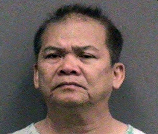 越南裔男子乔福涉嫌随机性侵被捕。(图片来源于网络)