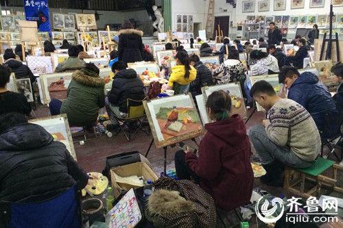 山东省2015年普通高等学校招生美术类专业统一考试1月11日开考