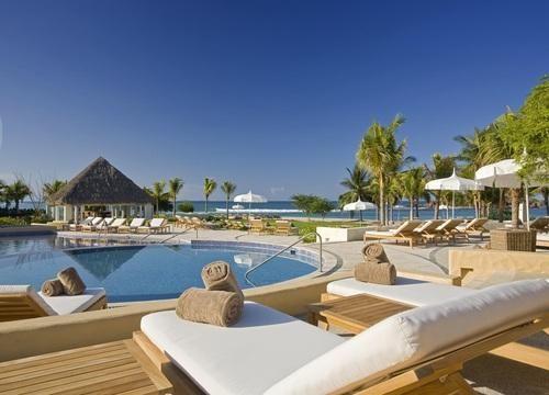 巴厘岛高山泳池