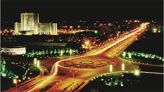 新加坡评中国十大宜居城市图片