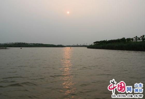寿光信息港 寿光新闻 03 正文  巨淀湖风景区位于山东寿光市西北部