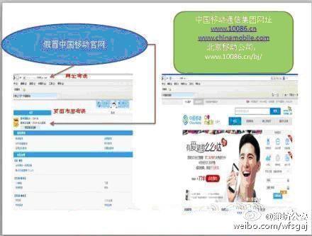 #春节168小时#:警惕虚假中国移动手机充值网站