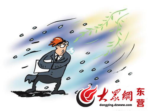 在一年四季中,气温,气流,气压等气象要素变化最无常的季节就是春季.