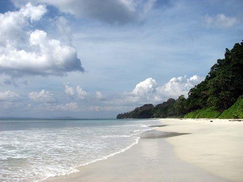 盘点印度十大最美海滩