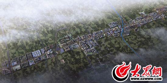 """让""""城市长在花园中"""" 蒙山大道打造4d风景线"""