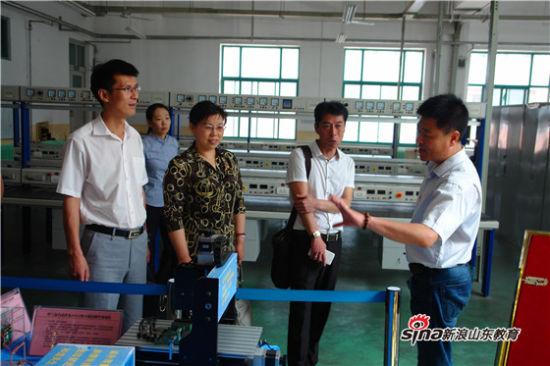 山东劳动职业技术学院与日立电梯(中国)有限公司签约